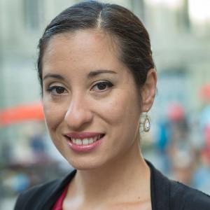 Carine Carvalho Arruda - Vice-Présidente